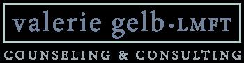 Valerie Gelb, LMFT Logo